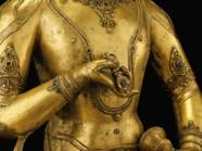 A LARGE AND MAGNIFICENT GILT-B