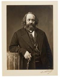 Mikhail Bakunin, c. 1860