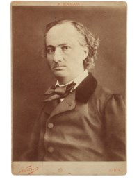 Baudelaire, c. 1855
