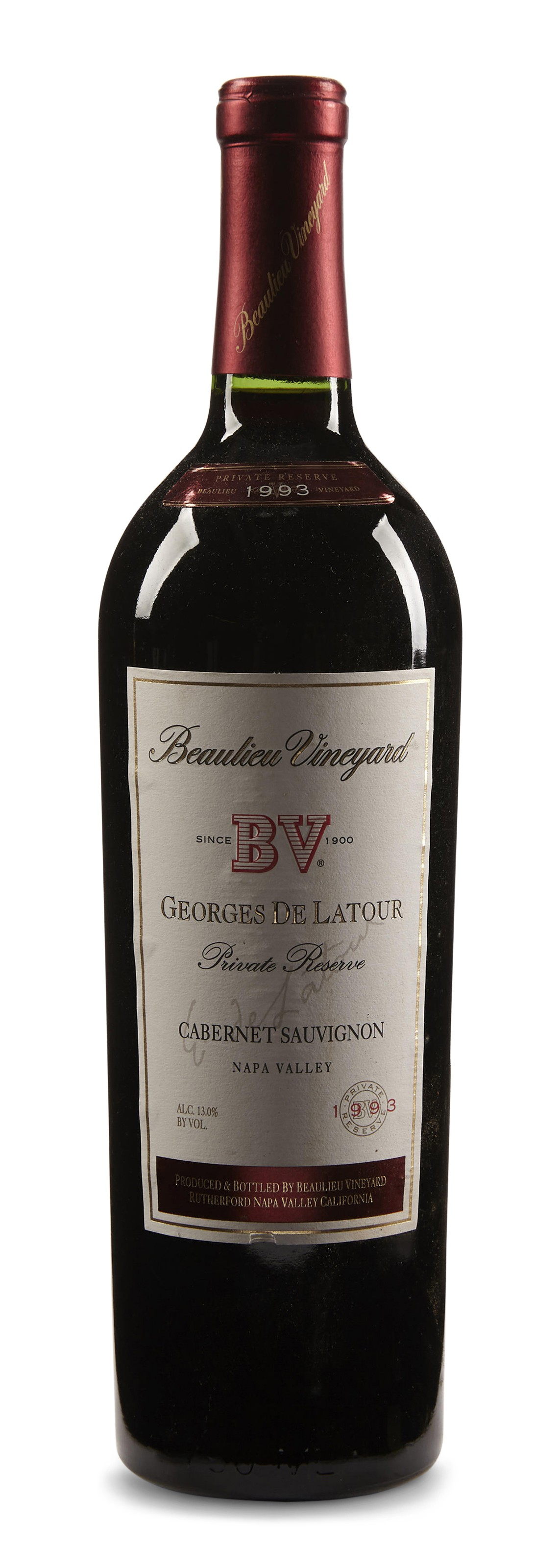BV Georges de Latour, Priva