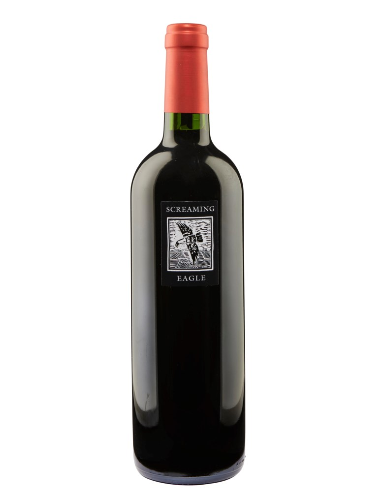 Screaming Eagle 2010, Napa Valley. Estimate $6,000-8,000. Offered in  Christie's Wine OnlineNYC , 16-30 July 2019, Online