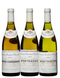 Bouchard, Montrachet & Cort