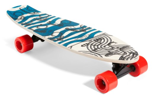 A VOSGES MAPLE BOUCLERIES MODERNES SHORT BOARD