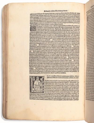 PACIOLI, Luca (Lucas de Burgo