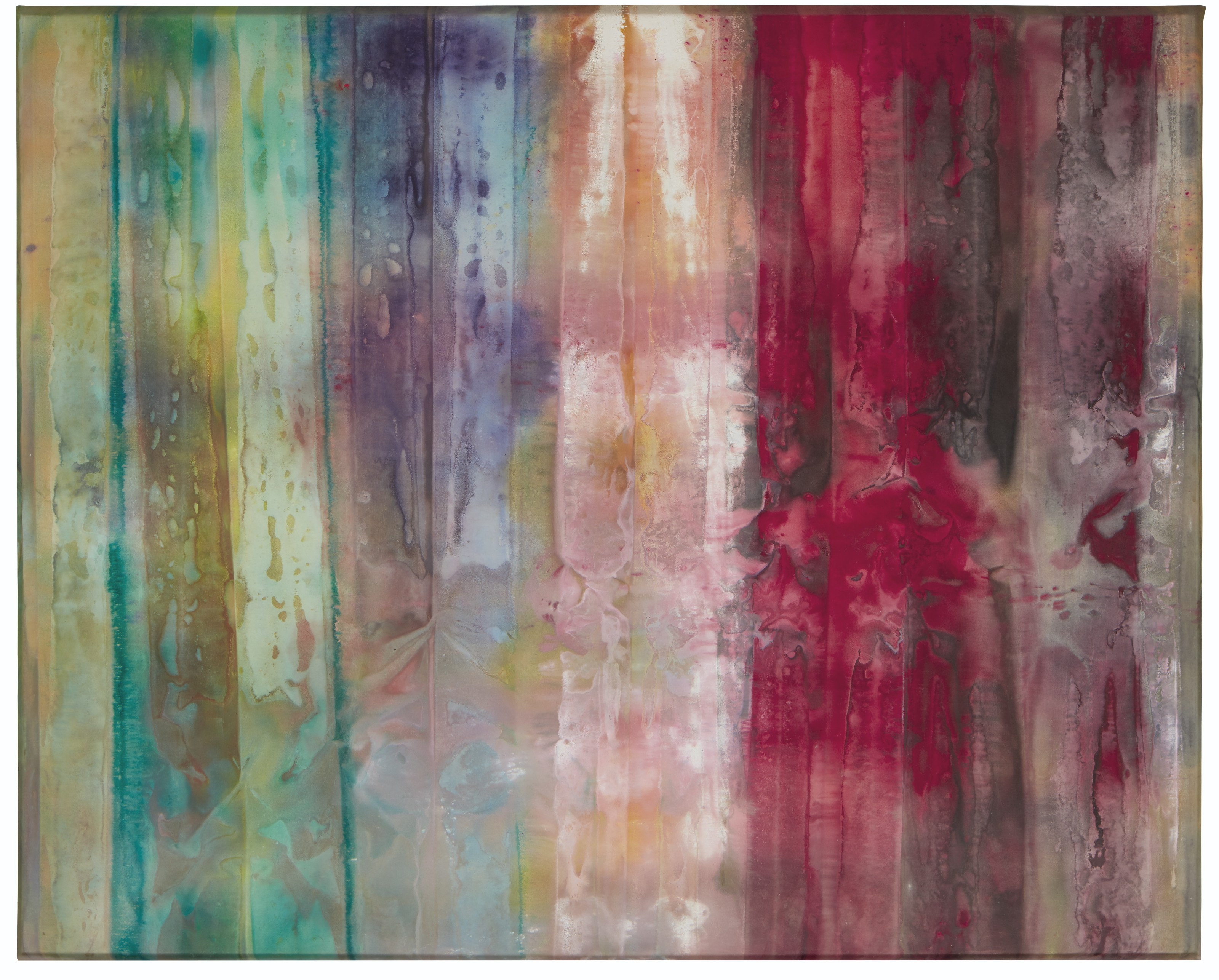 Sam Gilliam (b. 1933)