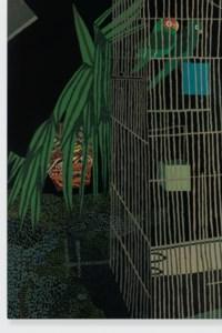 2 Birds at Night