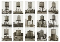 New York Water Towers, 1978-1979