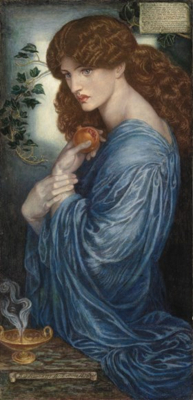 Dante Gabriel Rossetti (British, 1828-1882)