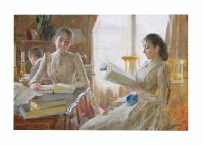 Anders Zorn (Swedish, 1860-192