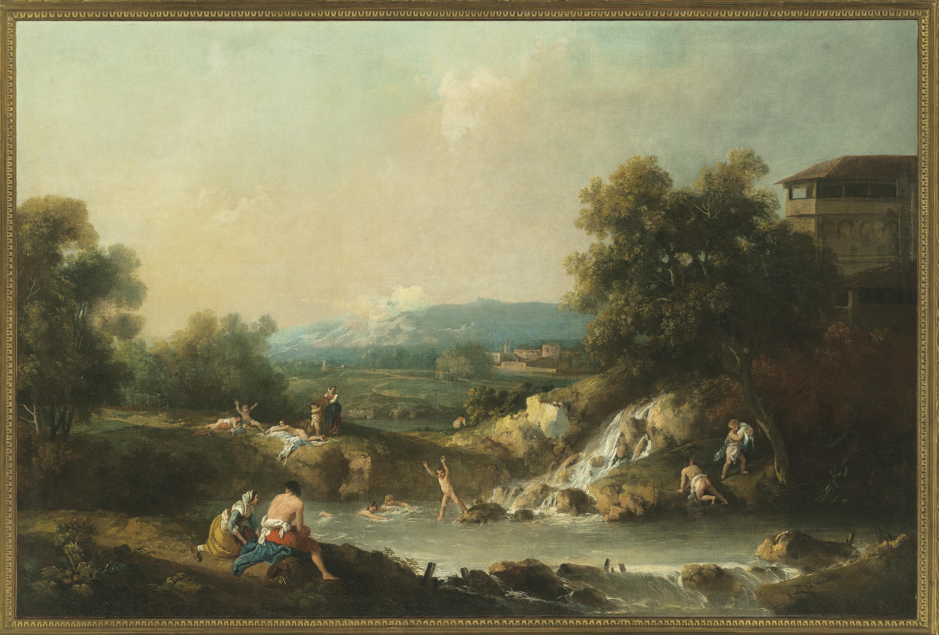 Francesco Zuccarelli, R.A. (Pitigliano 1702-1788 Florence)