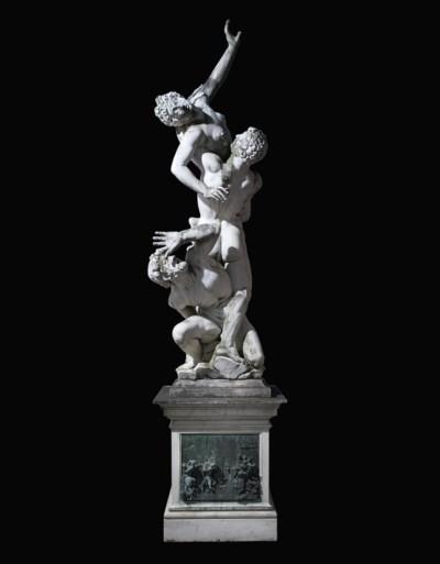 A MONUMENTAL ITALIAN CARRARA M