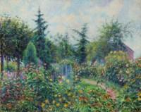 Jardin et poulailler chez Octave Mirbeau, Les Damps