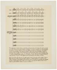 The manuscript for a minimalis