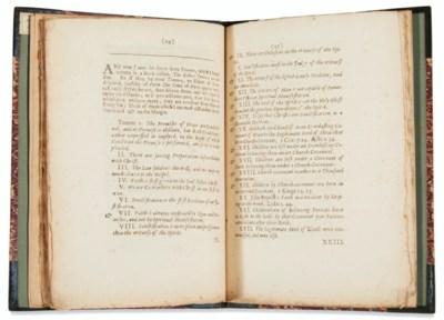A secret anti-Puritan polemic—
