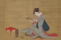 UTAGAWA TOYOHIRO (JAPAN, 1769-1825)
