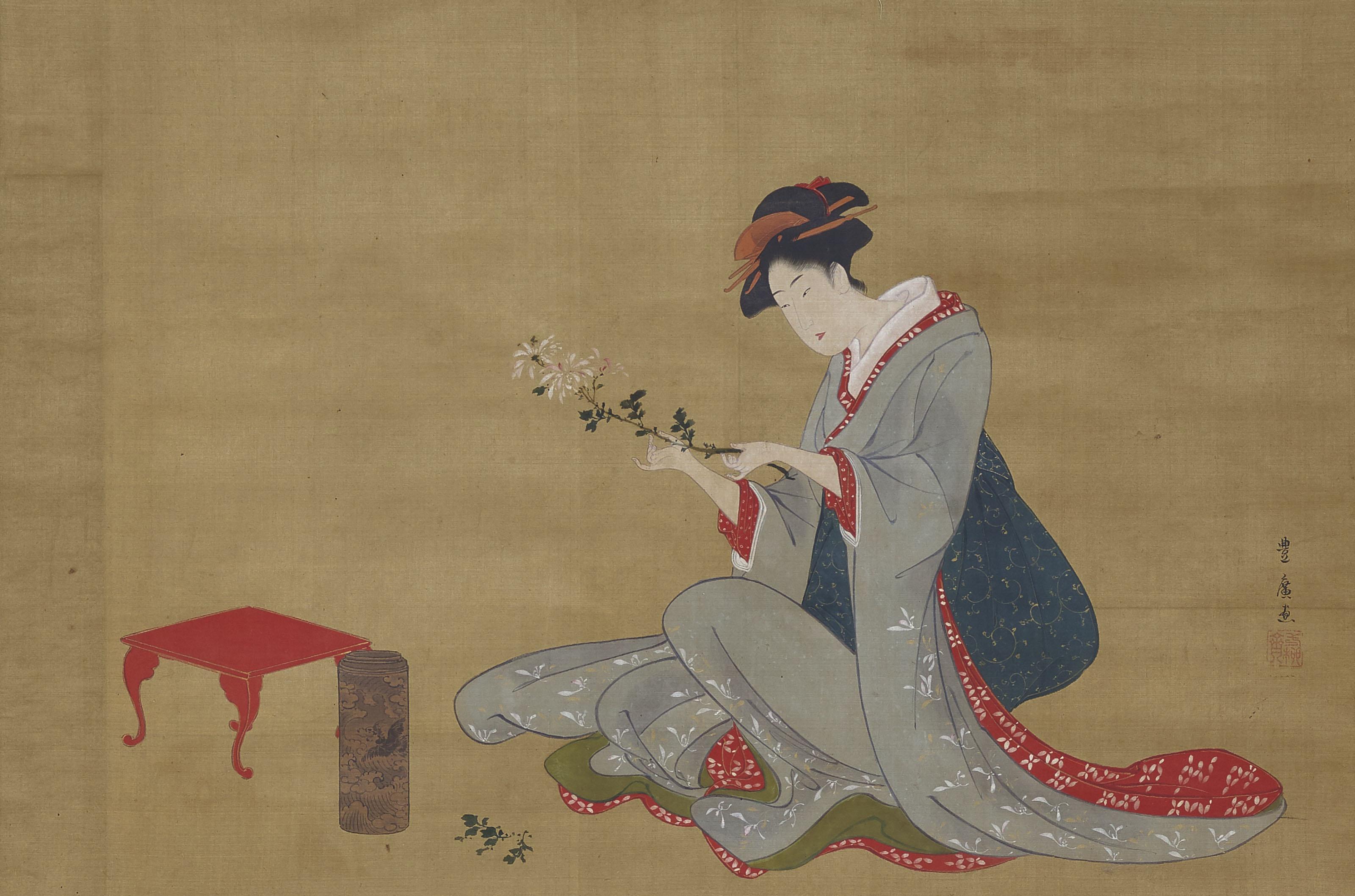 UTAGAWA TOYOHIRO (JAPAN, 1769-