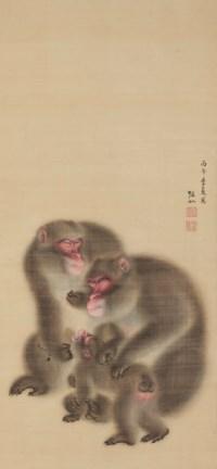 MORI SOSEN (JAPAN, 1747-1821)