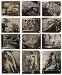 Twelve project studies, 1932–1944
