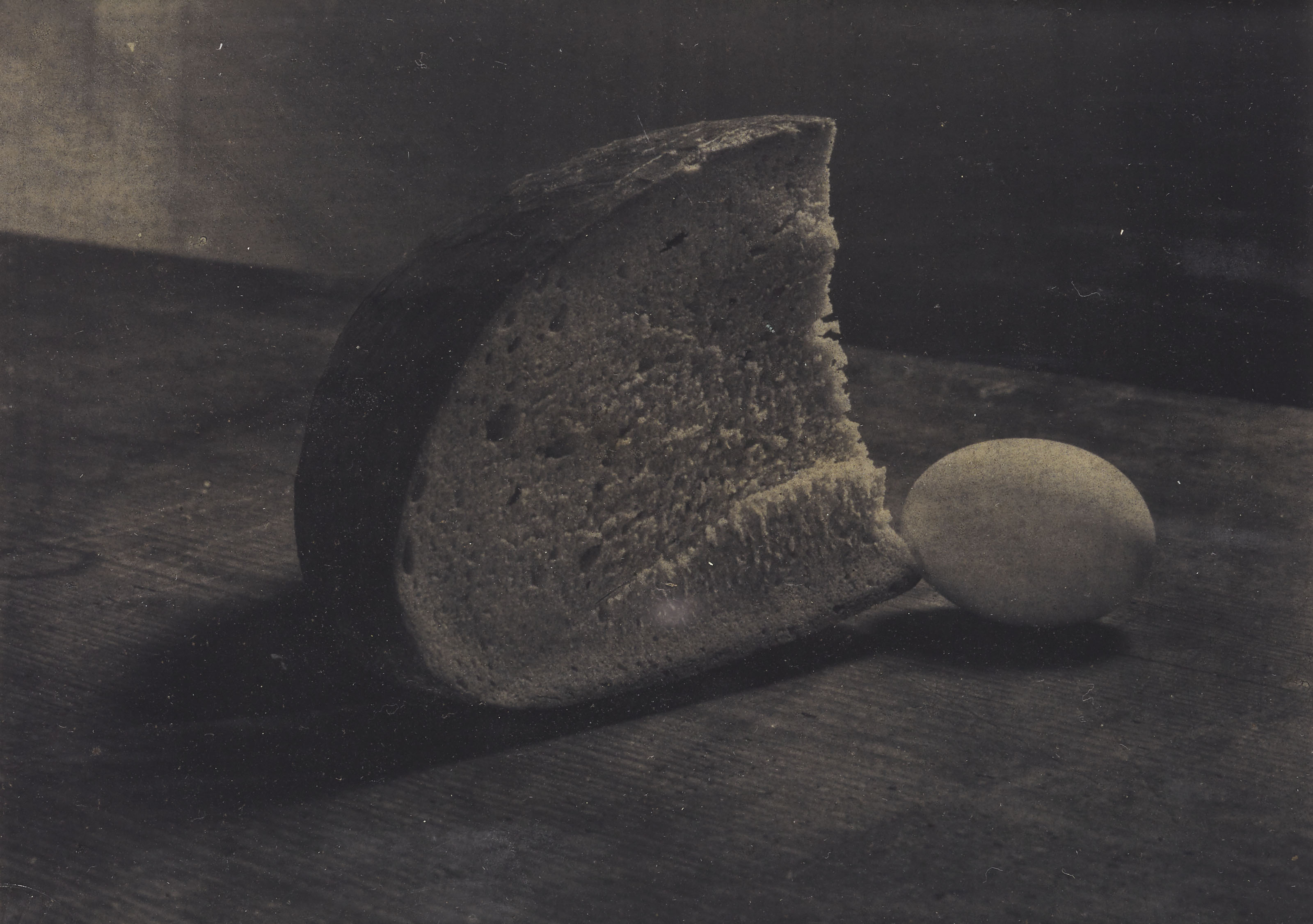 Bread and Egg, 1951