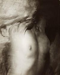 Nude Under Wet Silk, Paris, 1937