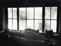 Nude by Sandy's Window, 1956