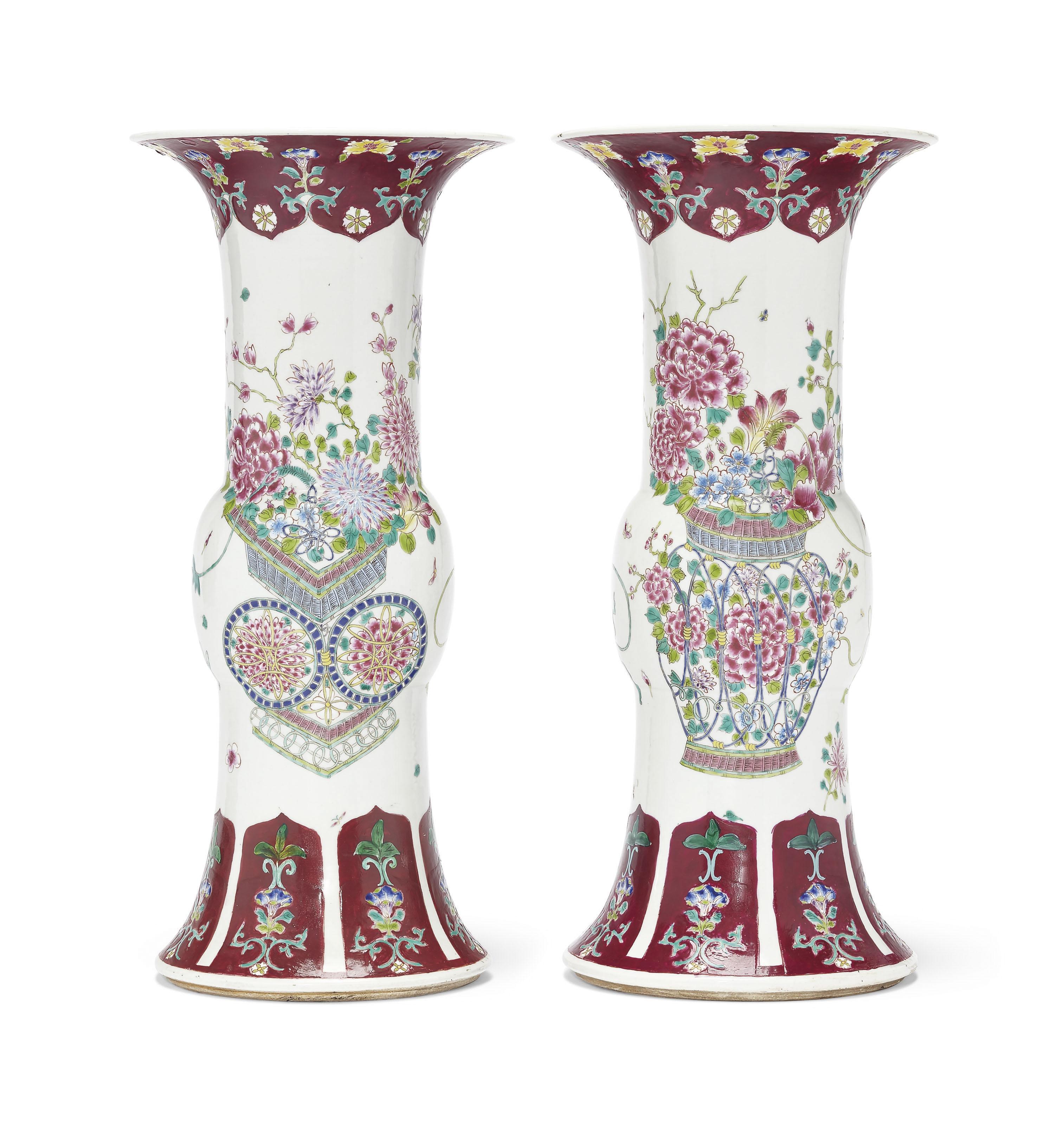 Active Fine Mexican Artist Vase Antiques
