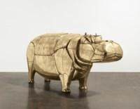 Unique 'Hippopotame I' Bathtub