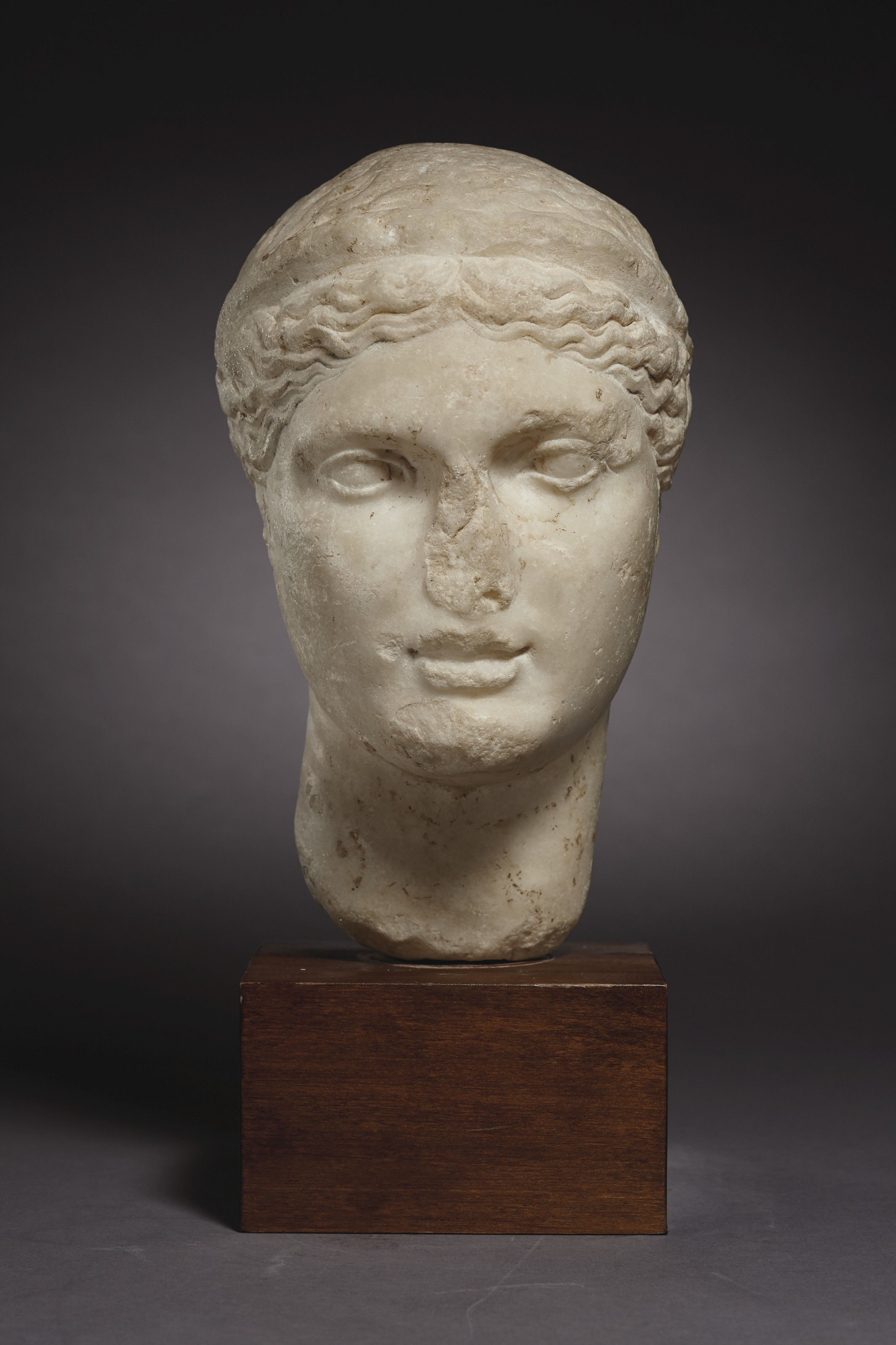 Faces of the Past: Ancient Sculpture from the Collection of Dr. Anton Pestalozzi