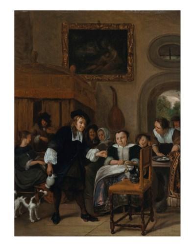 Jan Steen (Leiden 1626-1679)
