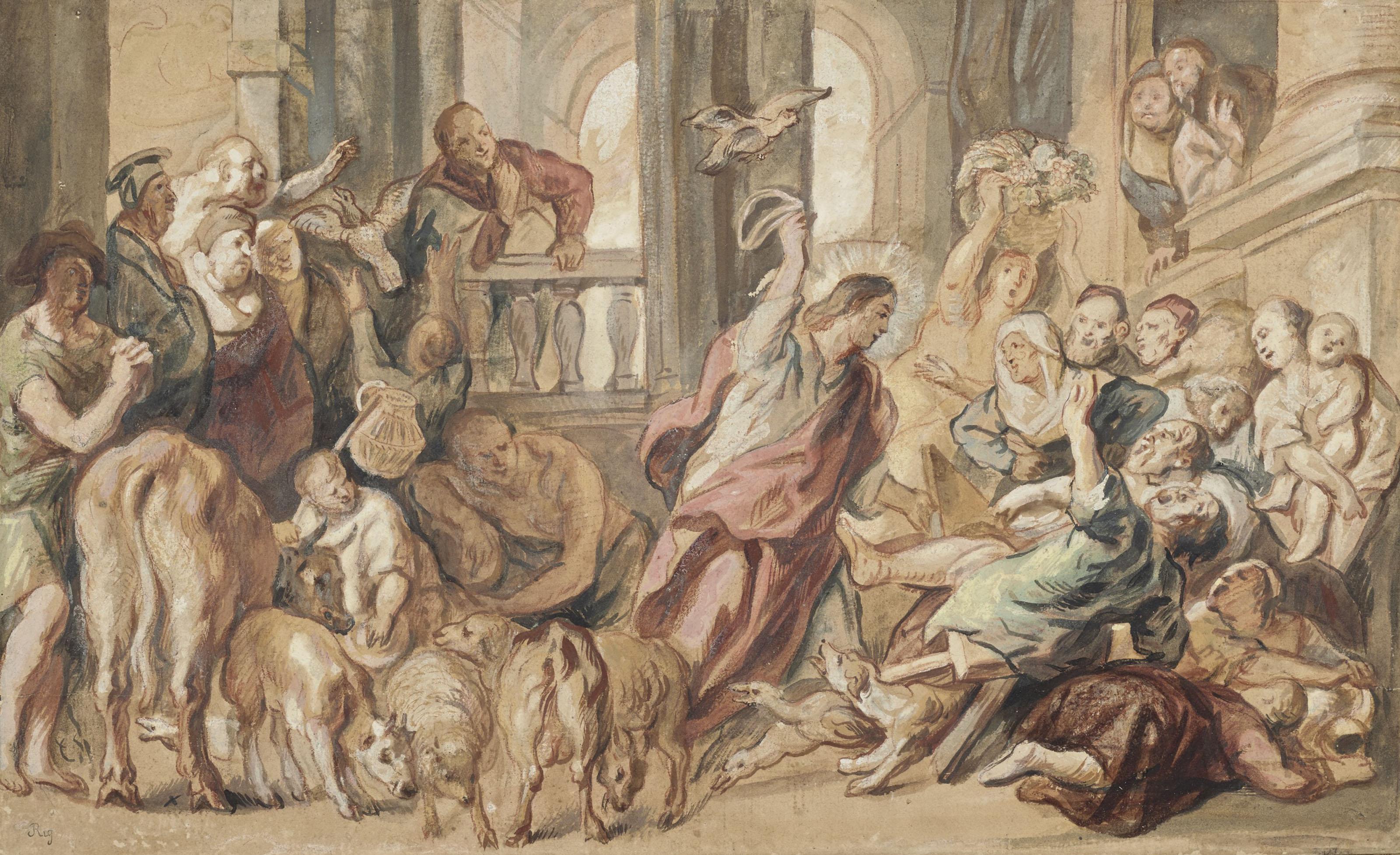 JACOB JORDAENS (ANVERS 1593-16