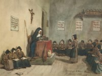 La récitation devant la classe