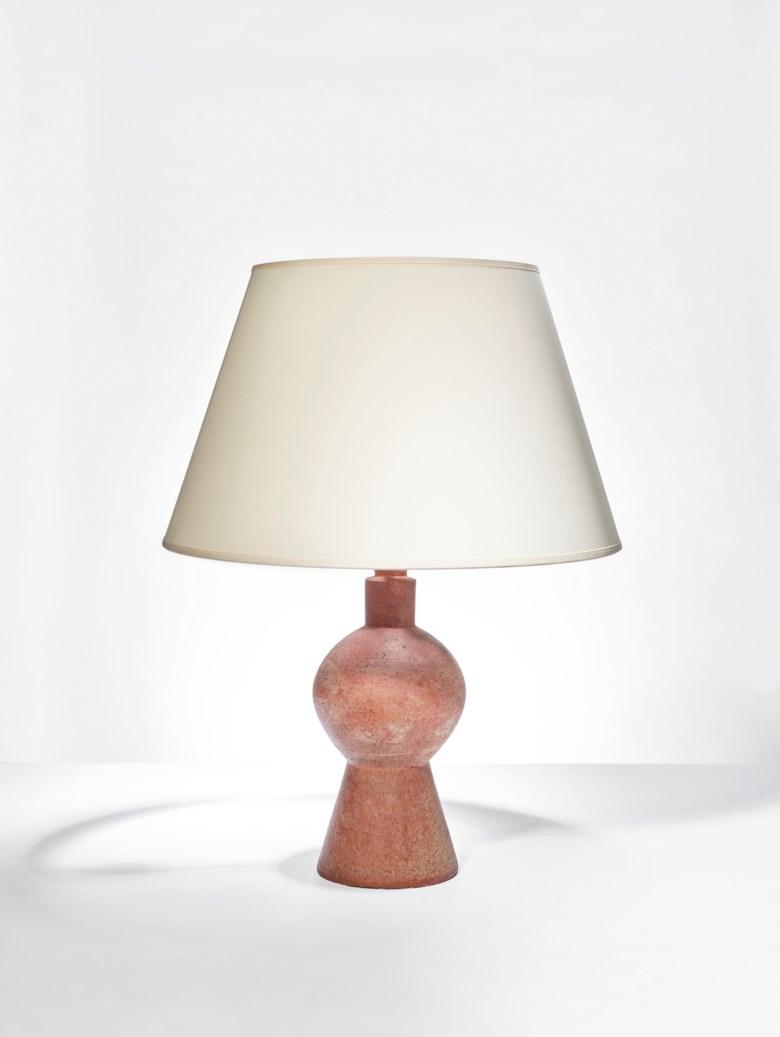 Alberto Giacometti (1901-1966), Lamp Bilboquet, model circa 1939, version circa 1939. Sold for €298,000 on November 19 2019 at Christie's in Paris