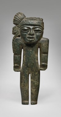 PERSONNAGE DEBOUT  TEOTIHUACAN