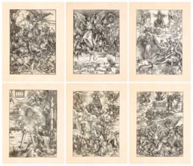 DÜRER (A.). Apocalypsis cu[m] figuris, [à la fin : Nurnbergk