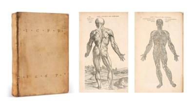 VESALIUS (A.). De Humane Corpo
