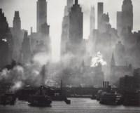 42nd Street as viewed from Weehawken, 1942