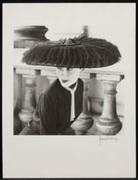 Hat by Legroux Soeurs, 1952
