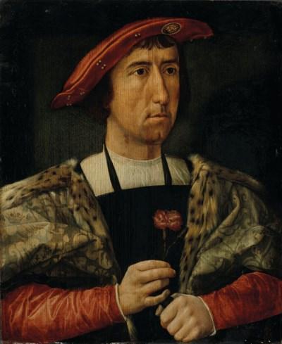ÉCOLE ANVERSOISE VERS 1530