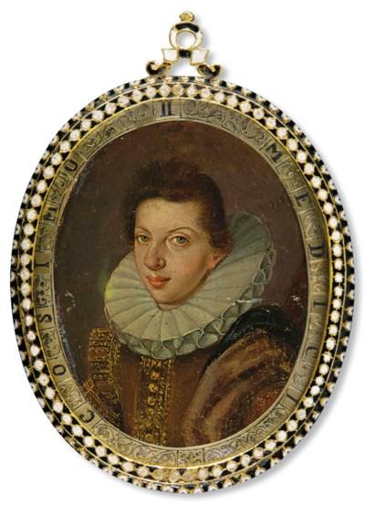 ÉCOLE FLORENTINE VERS 1610