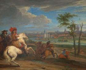 ADAM FRANS VAN DER MEULEN (BRUXELLES 1632 - 1690 PARIS)