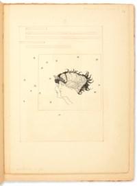 BARBIER, George (1882-1932) - LEPAPE, Georges (1887-1971) - LOUYS, Pierre (1870-1925). Aphrodite. Mœurs antiques. Paris: Les Bibliophiles de l'Amérique Latine, [1954].