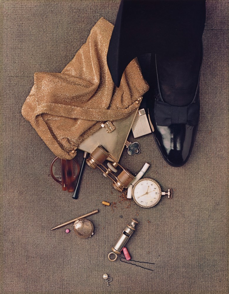 Irving Penn (1917-2009), Theatre Accident, New York, 1947. Flush mount 57.3 x 46.7  cm (22½ x 18⅜  in). Estimate €30,000-50,000. Offered in Photographies on 5 November 2019 at Christie's in Paris