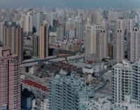 Urban Renewal #5, City Overview, Shanghai, China, 2004