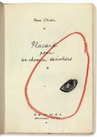 CHAR, René, et Joan MIRÓ