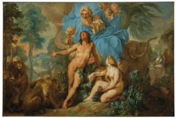 NICOLAS BERTIN (1667 - 1736)