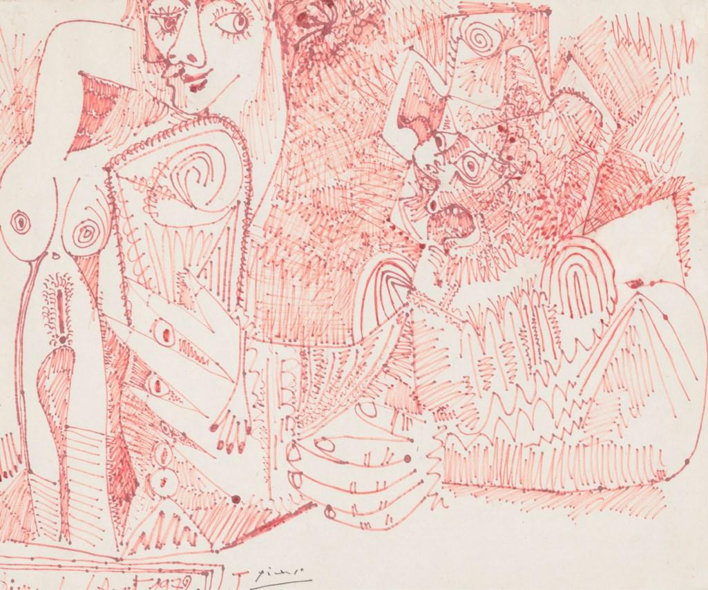Pablo Picasso (Spain, 1881-1973)