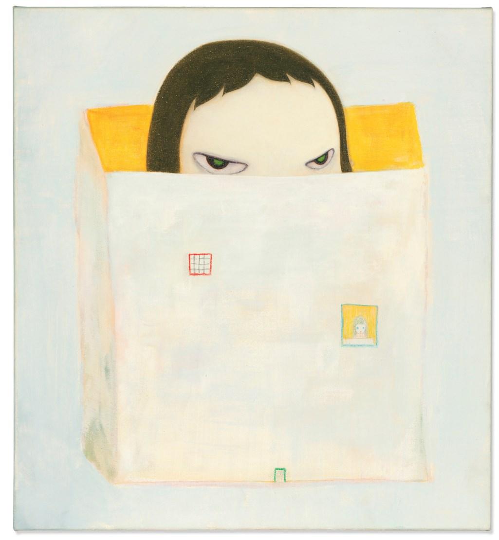 YOSHITOMO NARA (JAPAN, B. 1959) & HIROSHI SUGITO (JAPAN, B.