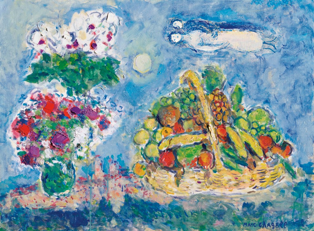 Marc Chagall (Russia/France, 1887-1985)
