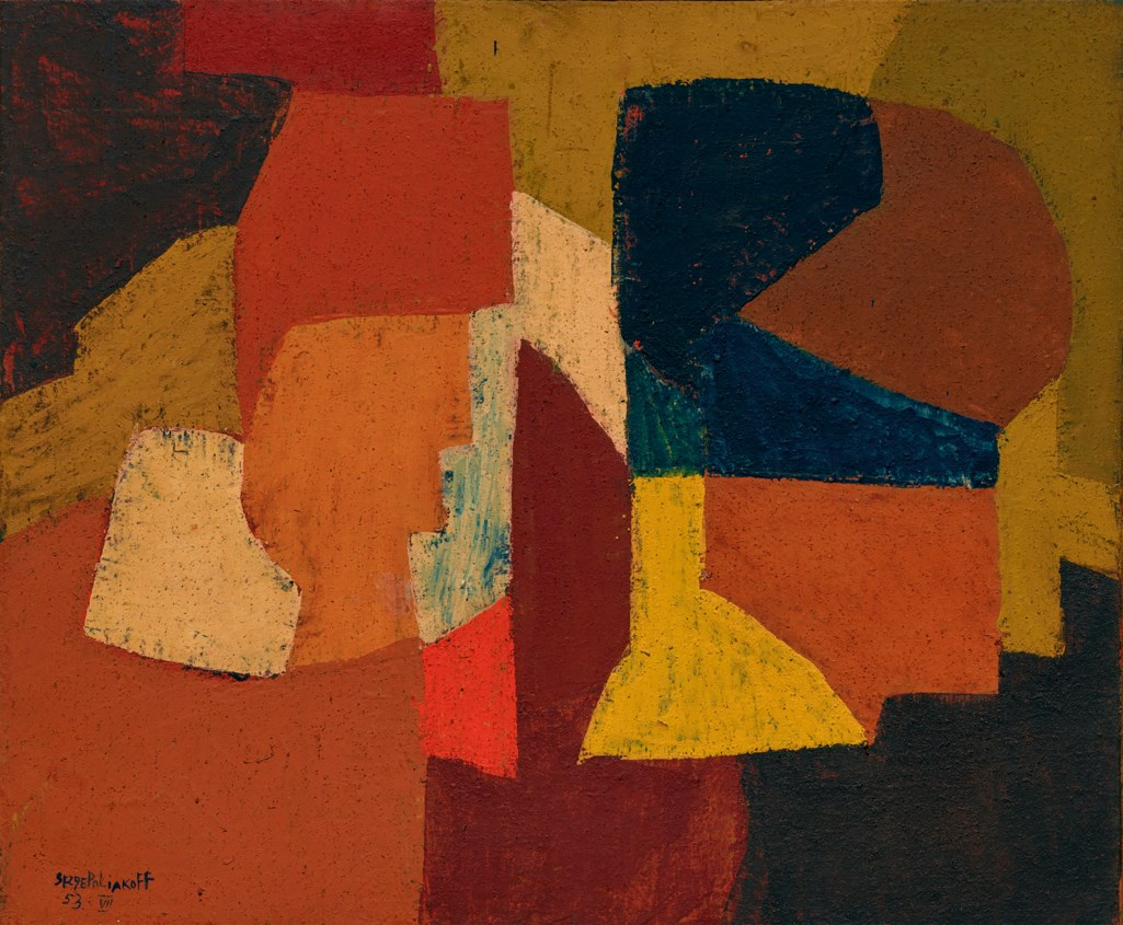 SERGE POLIAKOFF (FRANCE, 1900-1969)