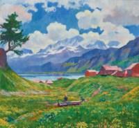 Frühlingslandschaft, 1926